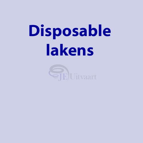 Disposable laken eenmailg gebruik