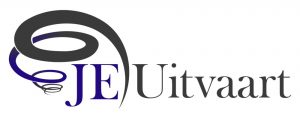 Logo webshop JE Uitvaart
