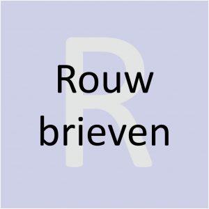Rouwbrief