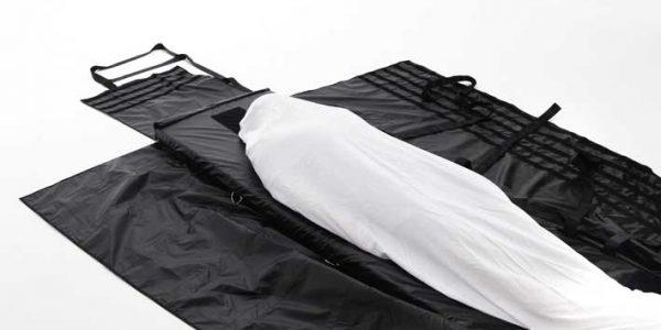 evacuatie sleepmatras bodypod Dyneema®