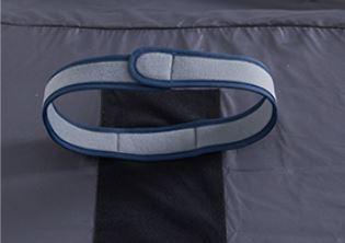 Bodypod® - Hoofdbandje evacuatie sleepmatras bodypod Dyneema®